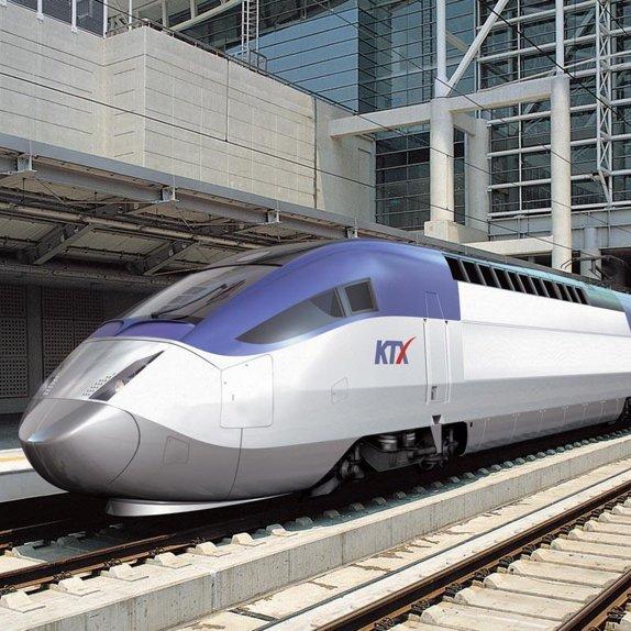 Высокоскоростные поезда KTX