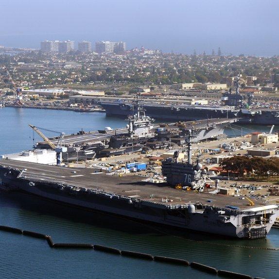 Военно-морская база Северный Осров