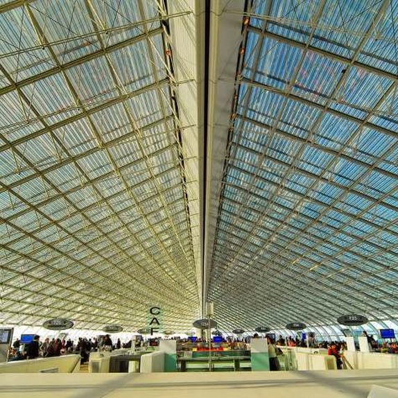 Aéroport Charlesde Gaulle