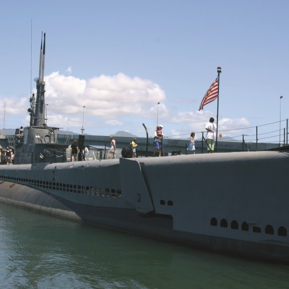 Pearl Harbour Marine Base
