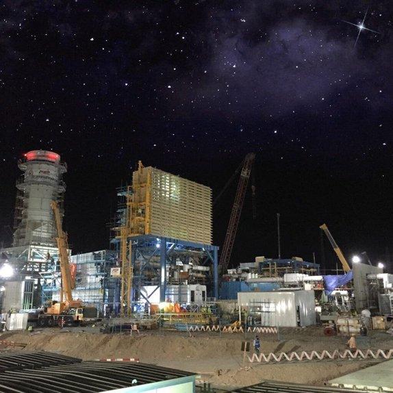 650 MW Powerplant